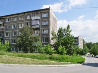 Yekaterinburg, Borodin st, house 11. Apartment house