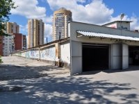 Yekaterinburg, Profsoyuznaya st, house 16. garage (parking)