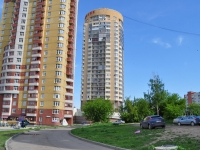 Yekaterinburg, Profsoyuznaya st, house 43. Apartment house