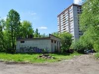 Yekaterinburg, Profsoyuznaya st, service building
