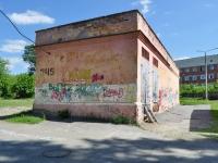 Екатеринбург, улица Инженерная, хозяйственный корпус