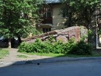 叶卡捷琳堡市, Inzhenernaya st, 未使用建筑