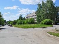 Yekaterinburg, Dagestanskaya st, house 34А. polyclinic