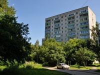 Yekaterinburg, Isetskaya st, house 14. Apartment house