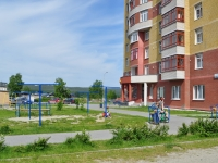 Yekaterinburg, Ordenonostsev st, house 8. Apartment house