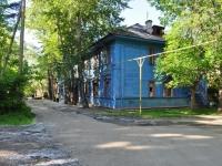 Yekaterinburg, alley Gazovy, house 4. Apartment house