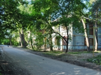 Yekaterinburg, Gazovy alley, house 5. Apartment house