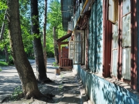 Yekaterinburg, Gazovy alley, house 6. Apartment house