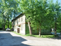 neighbour house: alley. Zaporozhsky, house 4. Apartment house