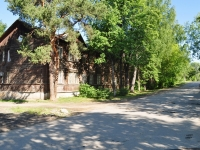neighbour house: alley. Zaporozhsky, house 5. Apartment house