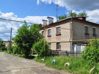 Yekaterinburg, Slavyanskaya st, house 46. Apartment house