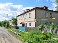 Yekaterinburg, Slavyanskaya st, house 48. Apartment house