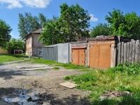 Yekaterinburg, Slavyanskaya st, garage (parking)
