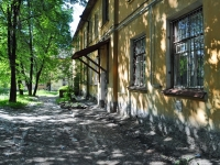 Yekaterinburg, Vysoky alley, house 4. Apartment house