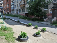 Екатеринбург, улица Черняховского, дом 52А. многоквартирный дом