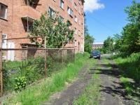 叶卡捷琳堡市, Chernyakhovsky str, 房屋 52Б. 公寓楼