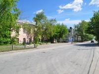 соседний дом: ул. Черняховского, дом 57. завод (фабрика) Нижне-Исетский завод железобетонных изделий, ООО