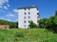 Yekaterinburg, Akademik Gubkin st, house 74. Apartment house