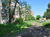 Yekaterinburg, Akademik Gubkin st, house 85. Apartment house