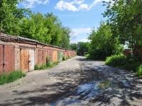Yekaterinburg, Akademik Gubkin st, garage (parking)