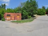 Екатеринбург, улица Водная, хозяйственный корпус