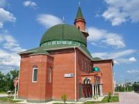 Yekaterinburg, mosque Рамазан, Dimitrov st, house 15