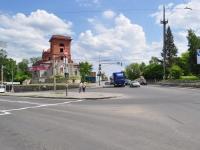 соседний дом: ул. Димитрова, дом 1А. храм во имя иконы Божией Матери Казанская