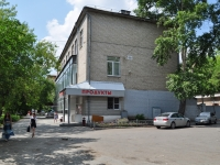 neighbour house: str. Sukholozhskaya, house 8. office building