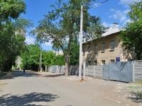 叶卡捷琳堡市, 文科中学 №35, Menzhinsky st, 房屋 2