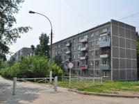Yekaterinburg, Pionerov st, house 10/2. Apartment house
