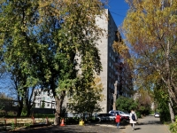 neighbour house: st. Pionerov, house 4. Apartment house