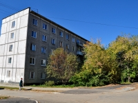 Yekaterinburg, Pionerov st, house 10. Apartment house
