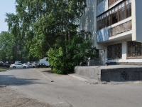 Yekaterinburg, Shaumyan st, house 88. Apartment house