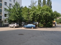 Yekaterinburg, Shaumyan st, house 96. Apartment house