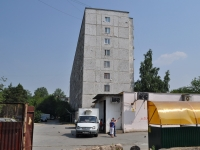 Yekaterinburg, Shaumyan st, house 107. Apartment house