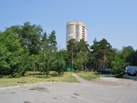 Yekaterinburg, Shaumyan st, house 111. Apartment house