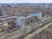 Yekaterinburg, Shaumyan st, house 86/1. Apartment house