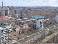 Yekaterinburg, Shaumyan st, house 86 к.2. Apartment house