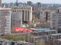 Yekaterinburg, Shaumyan st, house 86 к.4. Apartment house