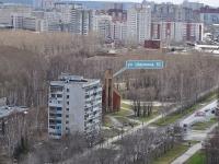 叶卡捷琳堡市, 教堂 Методистская, Shaumyan st, 房屋 82