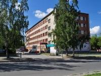 隔壁房屋: st. Yasnaya, 房屋 1/7. 宿舍 Екатеринбургского экономико-технологический колледжа