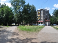 neighbour house: st. Yasnaya, house 24. Apartment house