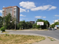 neighbour house: st. Yasnaya, house 28. Apartment house