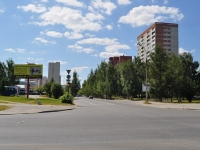 neighbour house: st. Yasnaya, house 30. Apartment house