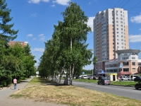 neighbour house: st. Yasnaya, house 31. Apartment house