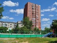 Екатеринбург, улица Ясная, дом 34/1. многоквартирный дом