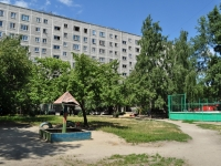 neighbour house: st. Yasnaya, house 34/2. Apartment house
