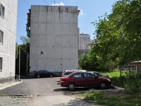 Yekaterinburg, Yasnaya st, house 34/3. Apartment house