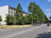 Yekaterinburg, Yasnaya st, house 36/1. Apartment house