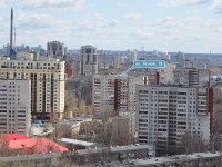 Yekaterinburg, Yasnaya st, house 18. Apartment house